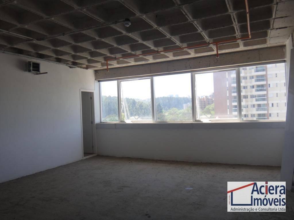 sala nova à venda, 47 m²  - empresarial 18 do forte - barueri/sp - sa0184