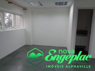 sala office grajaú 31m2 alphaville sp - sa00193 - 4844352