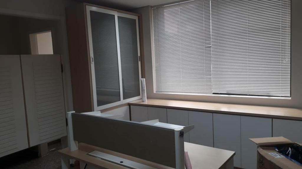 sala para alugar, 100 m² por r$ 3.200/mês - botafogo - campinas/sp - sa0926