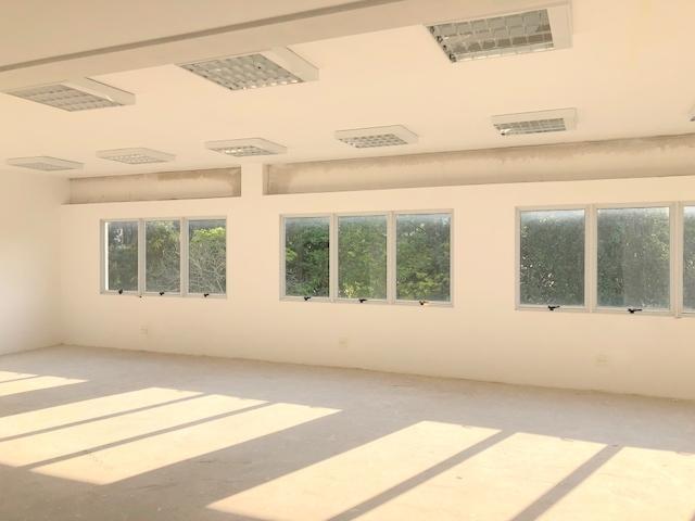 sala para alugar, 105 m² por r$ 3.390,00/mês - jardim da glória - cotia/sp - sa0210