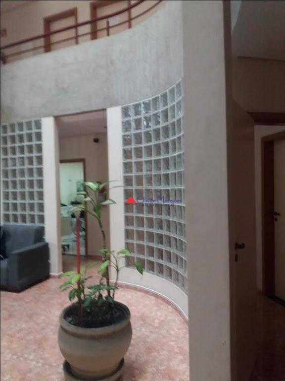 sala para alugar, 106 m² por r$ 4.600,00/mês - centro - osasco/sp - sa0227