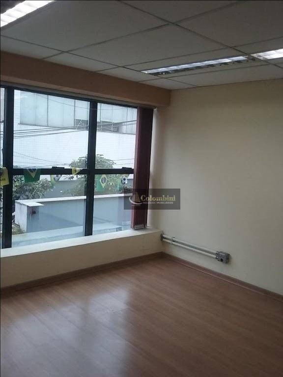 sala para alugar, 120 m² - centro - são caetano do sul/sp - sa0261