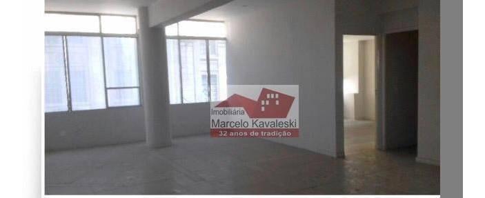 sala para alugar, 120 m² por r$ 2.000/mês - centro - são paulo/sp - sa0209