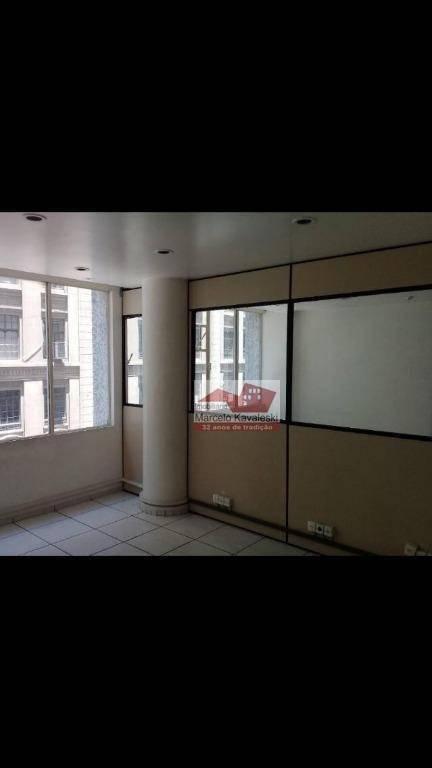 sala para alugar, 120 m² por r$ 2.000/mês - centro - são paulo/sp - sa0213