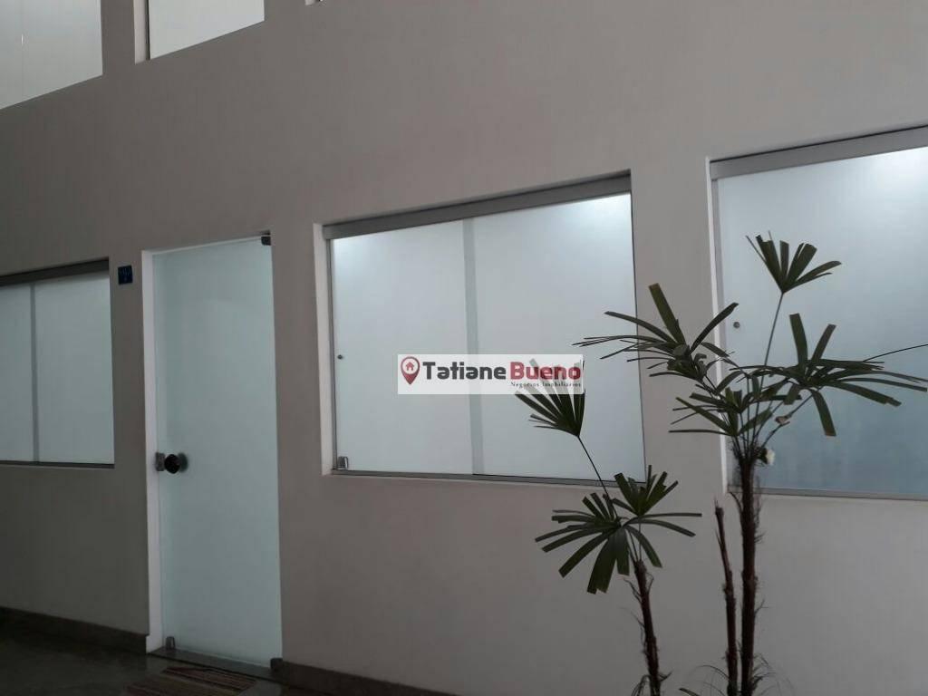 sala para alugar, 120 m² por r$ 2.800/mês - centro - são josé dos campos/sp - sa0089