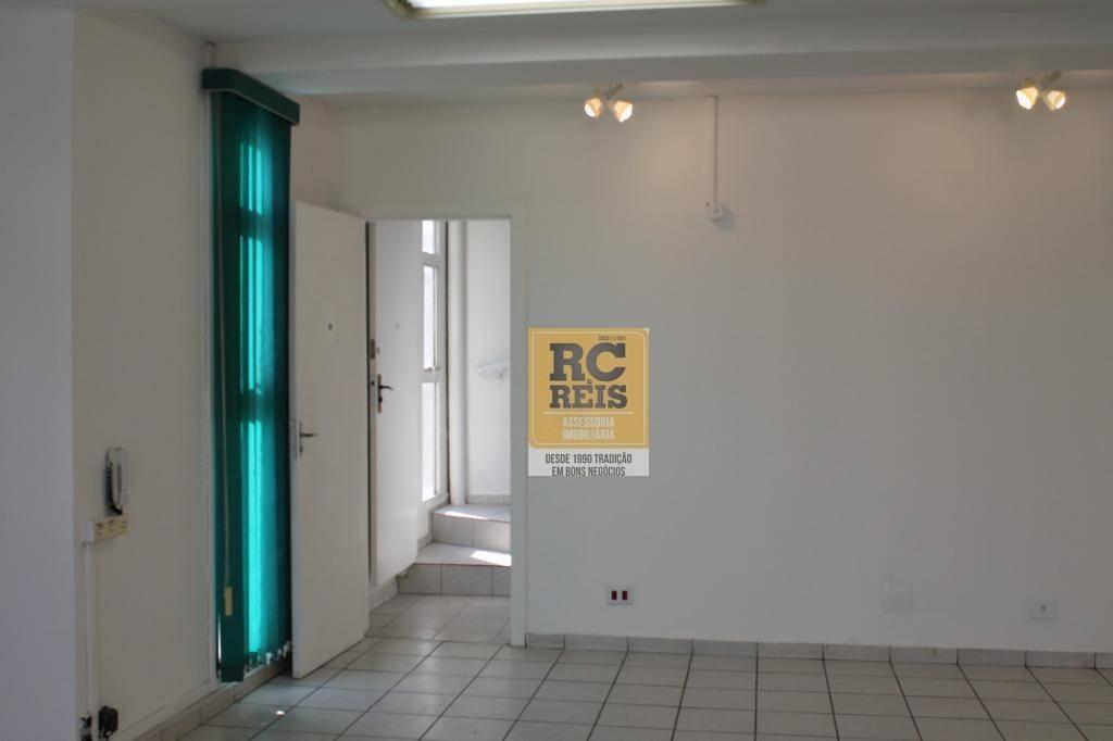 sala para alugar, 120 m² por r$ 3.000,00/mês - alphaville - barueri/sp - sa0249