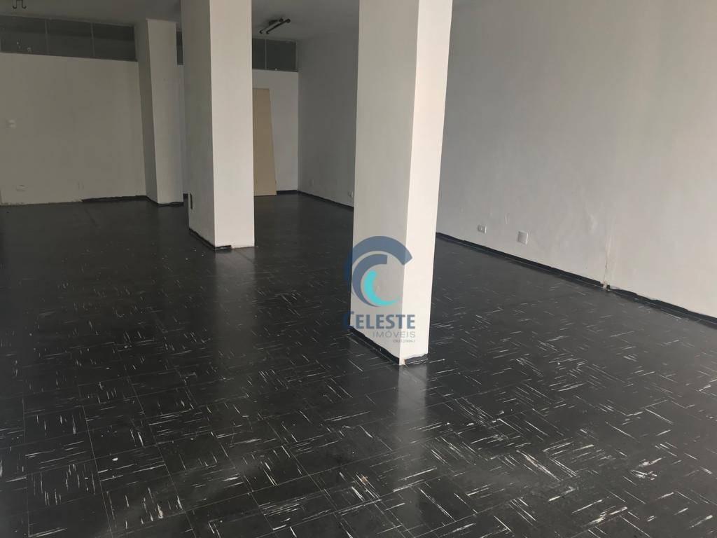 sala para alugar, 125 m² - centro - são josé dos campos/sp - sa0192