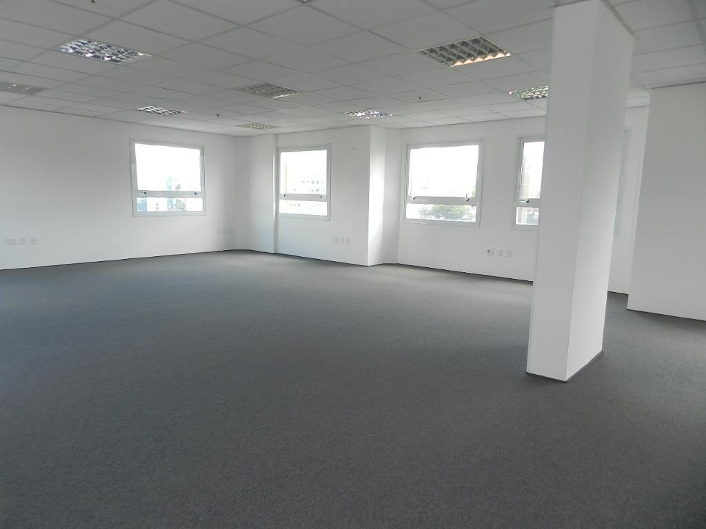 sala para alugar, 125 m² por r$ 5.000/mês - nova campinas - campinas/sp - sa0369