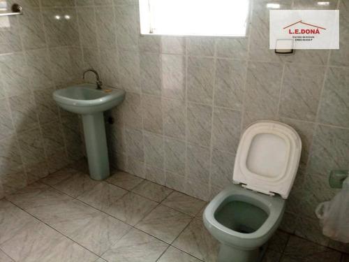 sala para alugar, 130 m² por r$ 1.500/mês - centro - osasco/sp - sa0088