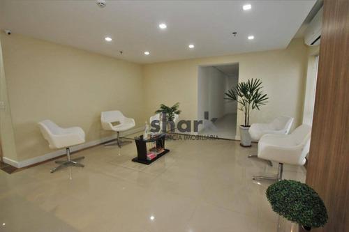 sala para alugar, 15 m² por r$ 1.000/mês - alphaville industrial - barueri/sp - sa0002