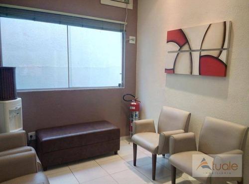 sala para alugar, 16 m² - vila itapura - campinas/sp - sa0565