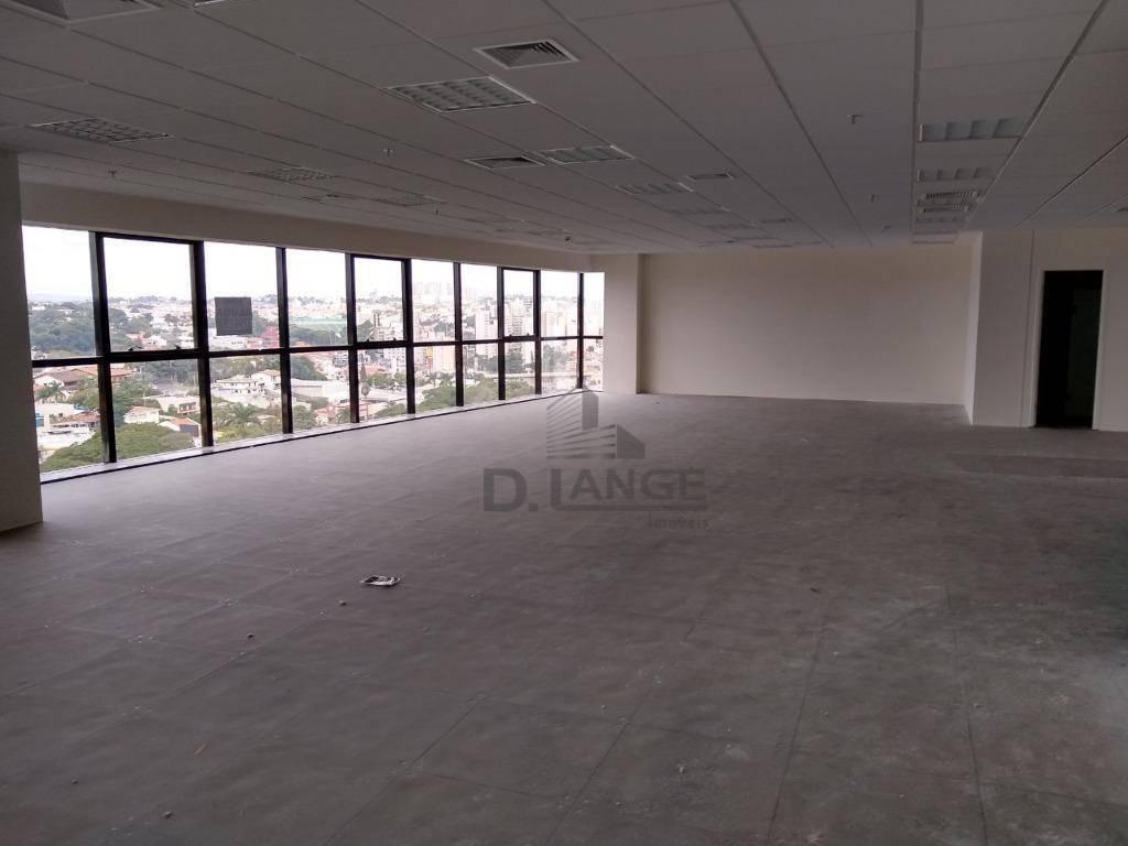 sala para alugar, 187 m² por r$ 13.200,00/mês - cambuí - campinas/sp - sa1898