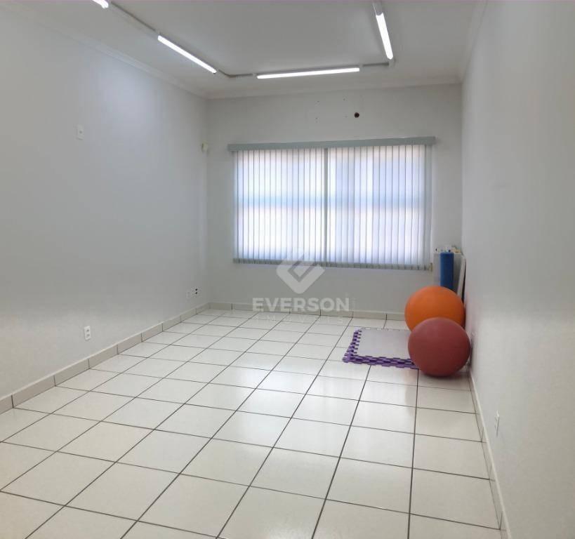 sala para alugar, 23 m² por r$ 1.000/mês - cidade jardim - rio claro/sp - sa0104