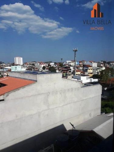 sala para alugar, 230 m² por r$ 3.000/mês - jardim do estádio - santo andré/sp - sa0446