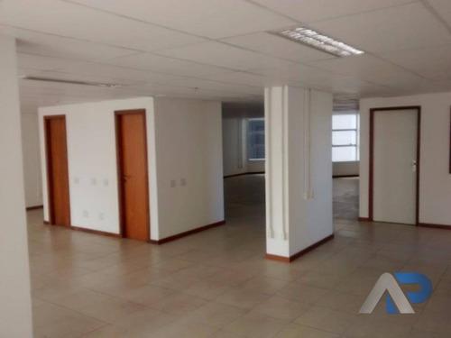 sala para alugar, 232 m² por r$ 10.500,00/ano - caminho das árvores - salvador/ba - sa0001