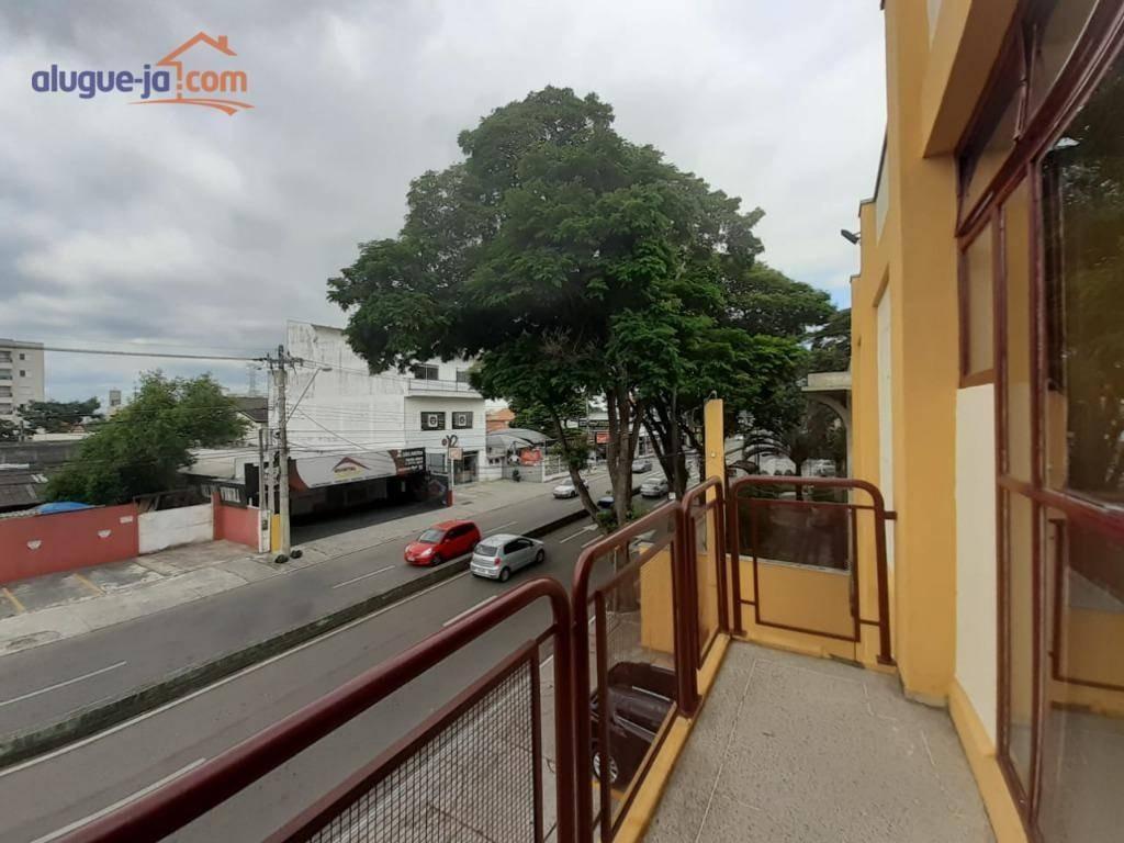 sala para alugar, 24 m² por r$ 800,00/mês - jardim américa - são josé dos campos/sp - sa0109