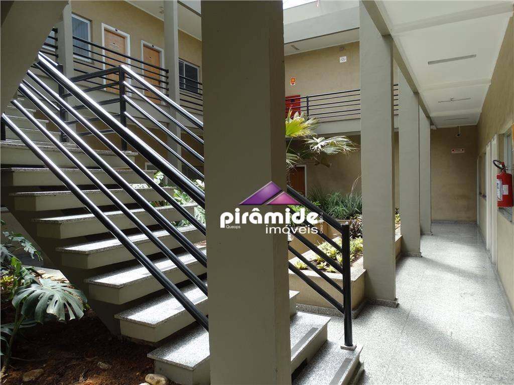 sala para alugar, 25 m² por r$ 750,00/mês - jardim esplanada - são josé dos campos/sp - sa0629