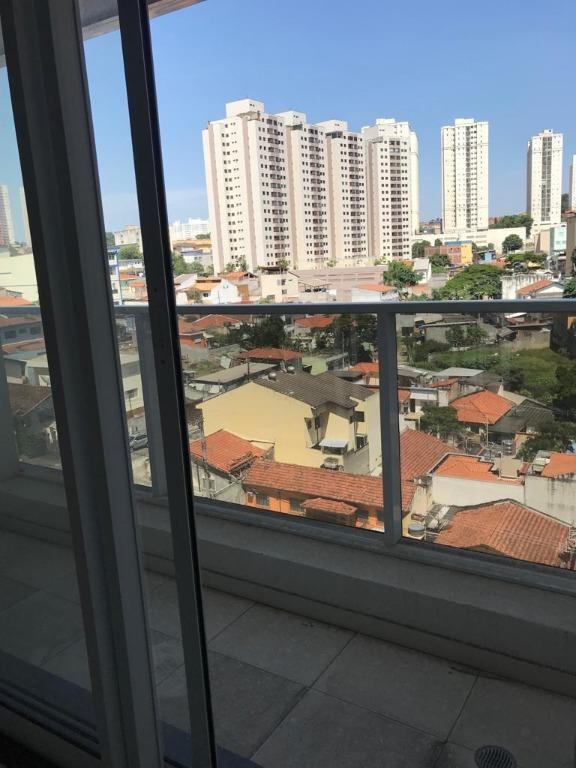 sala para alugar, 26 m² por r$ 1.200/mês - vila moreira - guarulhos/sp - sa0361