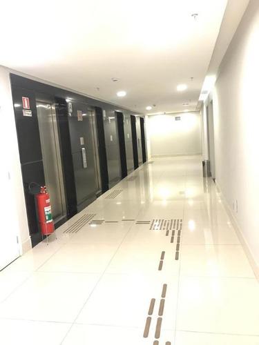 sala para alugar, 27 m² por r$ 1.100/mês - vila moreira - guarulhos/sp - sa0048