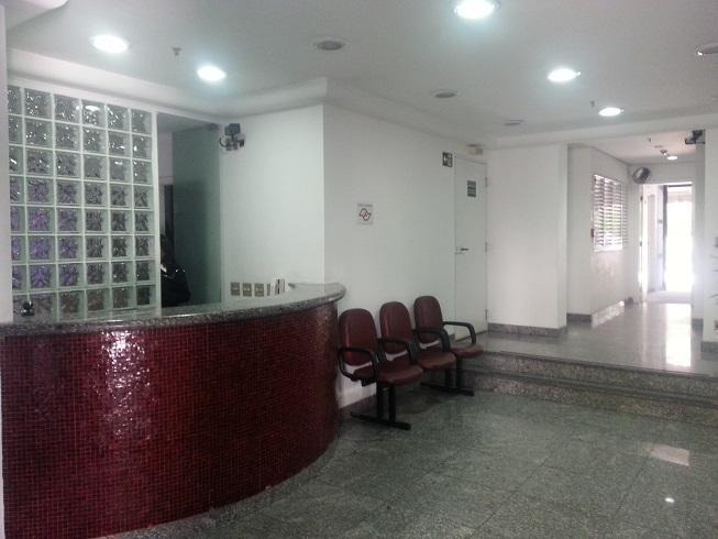 sala para alugar, 28 m² por r$ 1.000,00/mês - perdizes - são paulo/sp - sa0109