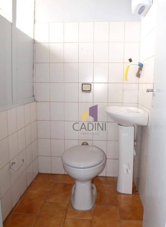 sala para alugar, 28 m² por r$ 1.000/mês - cascavel velho - cascavel/pr - sa0161