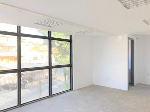 sala para alugar, 28 m² por r$ 1.000/mês - jardim da glória - cotia/sp - sa0204