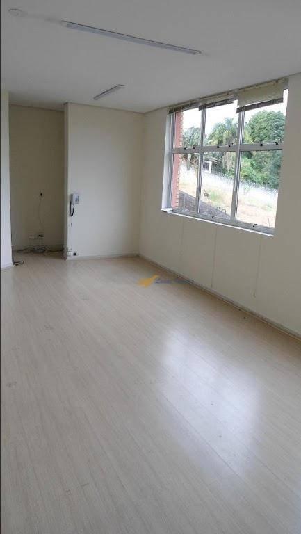 sala para alugar, 29 m² por r$ 1.220,01/mês - chácara granja velha - cotia/sp - sa0062