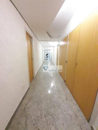 sala para alugar, 30 m² por r$ 1.750,00/mês - alphaville centro - barueri/sp - sa0310