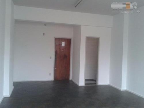 sala para alugar, 30 m² por r$ 300/mês - centro - niterói/rj - sa0072