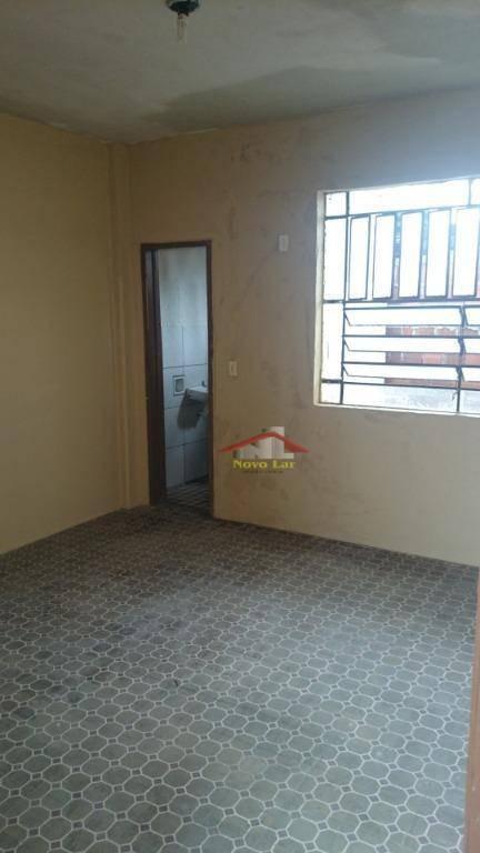 sala para alugar, 30 m² por r$ 550,00/mês - centro - fortaleza/ce - sa0062