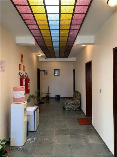 sala para alugar, 30 m² por r$ 800,00/mês - vila milton - guarulhos/sp - sa0028