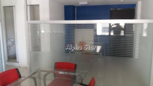 sala para alugar, 31 m² por r$ 1.200/mês - quality metropolis -alphaville  - barueri/sp - sa0287