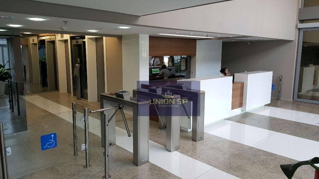 sala para alugar, 316 m² por r$ 12.000/mês - chácara santo antônio - são paulo/sp - sa0919