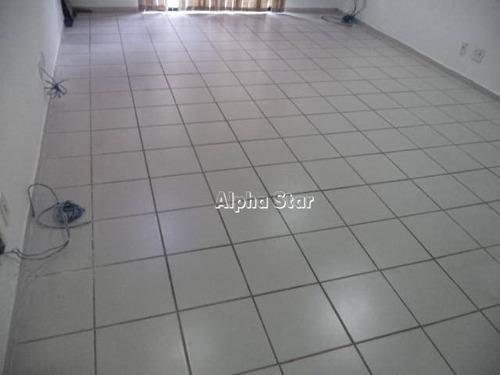sala para alugar, 32 m² por r$ 800/mês - condomínio centro comercial alphaville - barueri/sp - sa0297