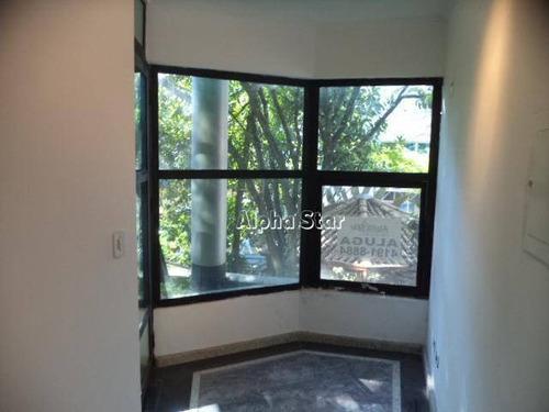 sala para alugar, 32 m² por r$ 850/mês - condomínio centro comercial alphaville - barueri/sp - sa0064