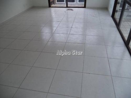sala para alugar, 32 m² por r$ 900,00/mês - condomínio centro comercial alphaville - barueri/sp - sa0296