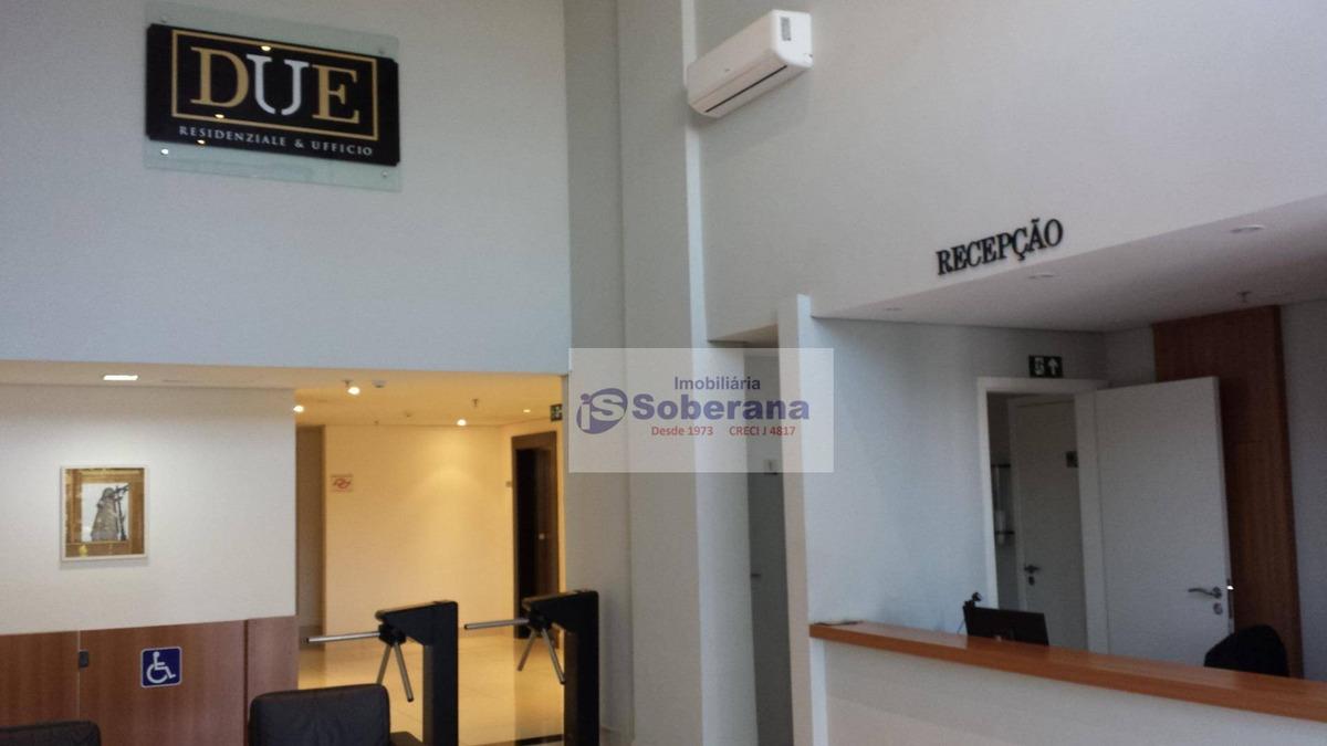 sala para alugar, 33 m² por r$ 1.500/mês - jardim chapadão - campinas/sp - sa0602
