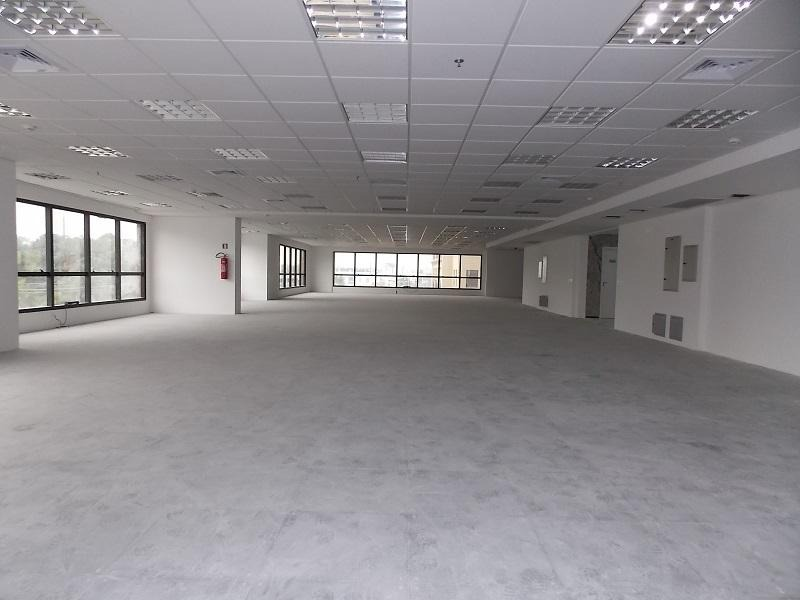 sala para alugar, 338 m² por r$ 20.310,00/mês - alphaville - barueri/sp - sa0143