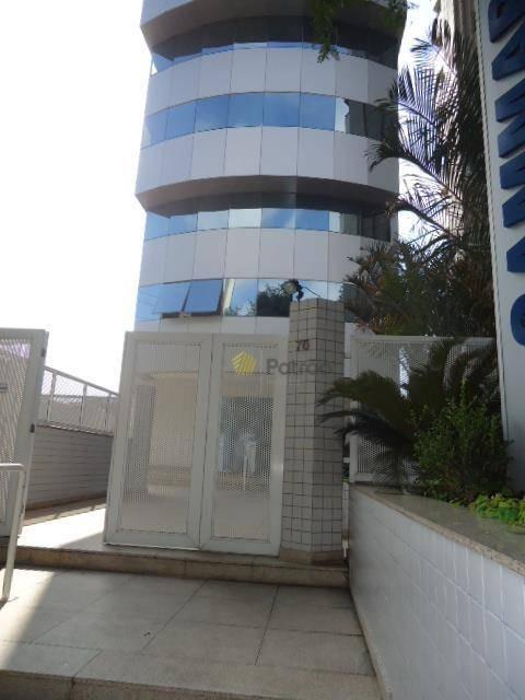 sala para alugar, 34 m² por r$ 1.370,80/mês - centro - são bernardo do campo/sp - sa0116