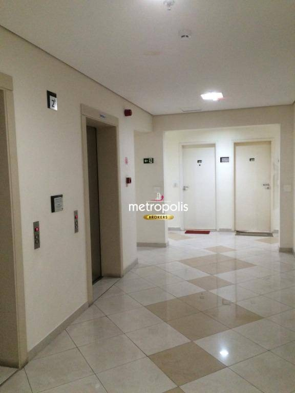 sala para alugar, 34 m² por r$ 1.500,00/mês - santa paula - são caetano do sul/sp - sa0266