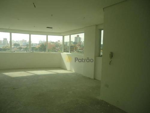 sala para alugar, 34 m² por r$ 993/mês - centro - são bernardo do campo/sp - sa0116