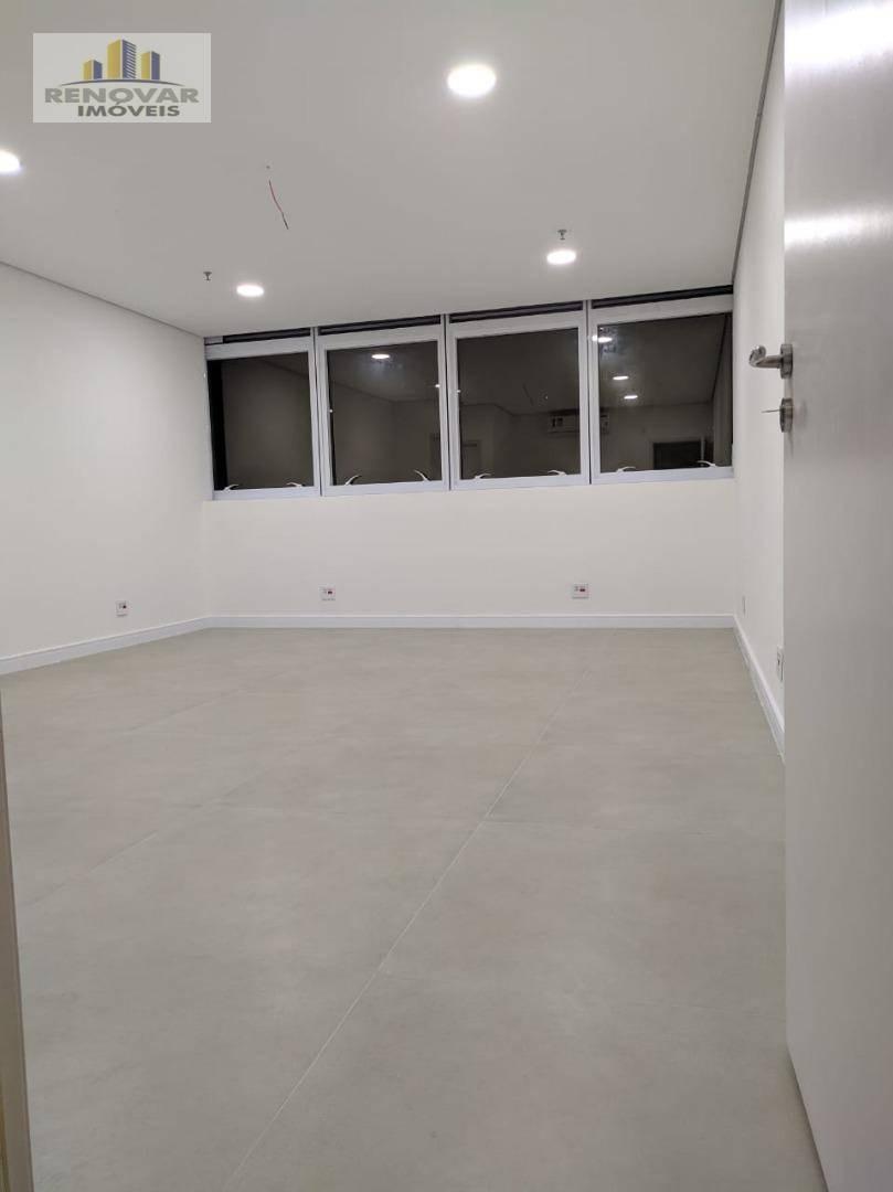 sala para alugar, 35 m² por r$ 2.300/mês - vila mogilar - mogi das cruzes/sp - sa0156