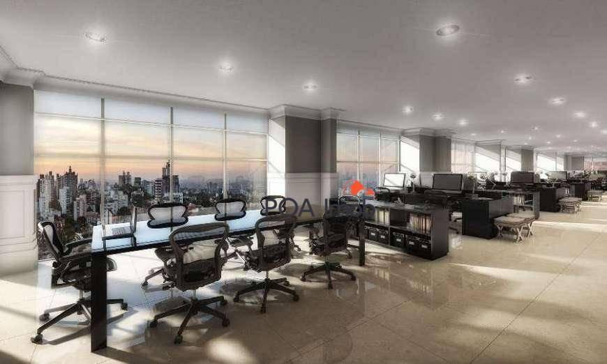 sala para alugar, 35 m² por r$ 2.500,00/mês - petrópolis - porto alegre/rs - sa0407
