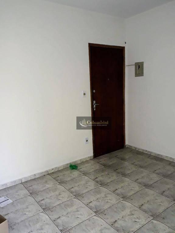 sala para alugar, 35 m² - santa maria - são caetano do sul/sp - sa0208