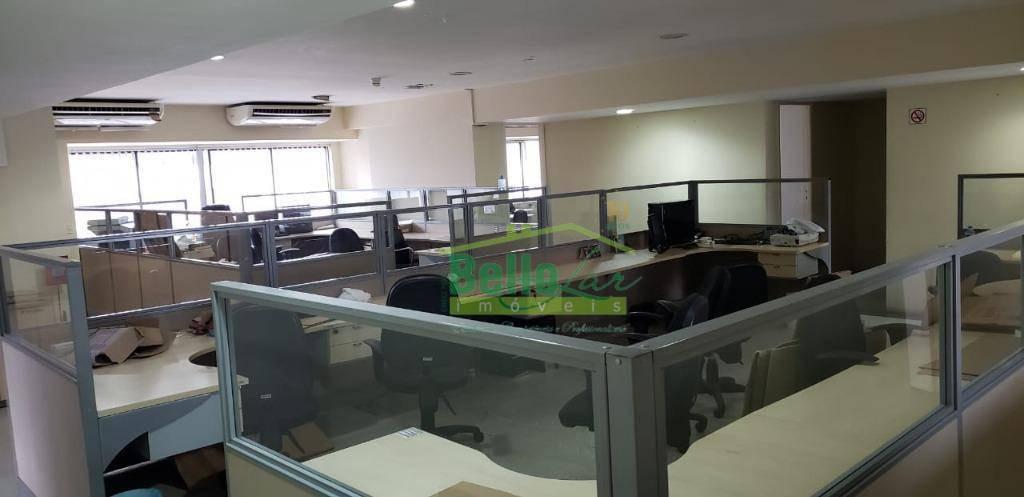 sala para alugar, 350 m² por r$ 10.000,00/mês - boa viagem - recife/pe - sa0321