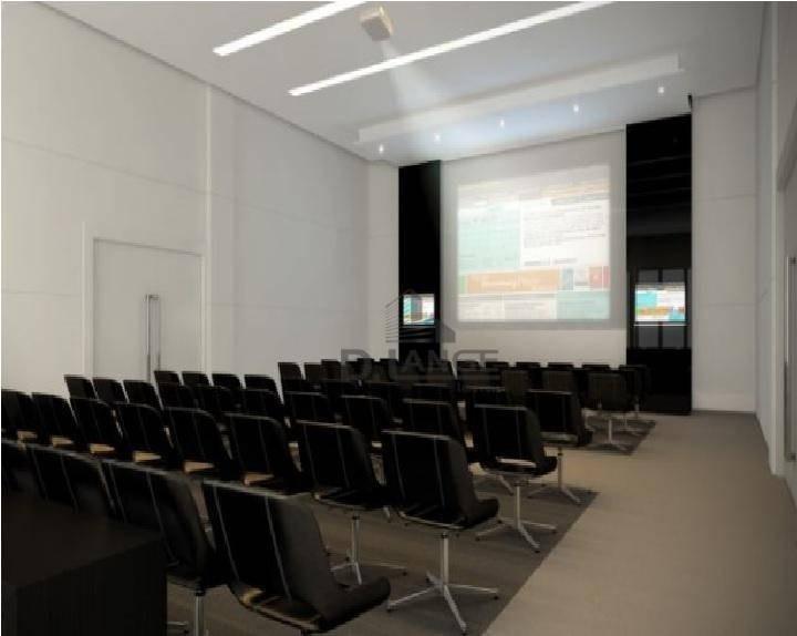 sala para alugar, 36 m² por r$ 1.400,00/mês - vila itapura - campinas/sp - sa1856