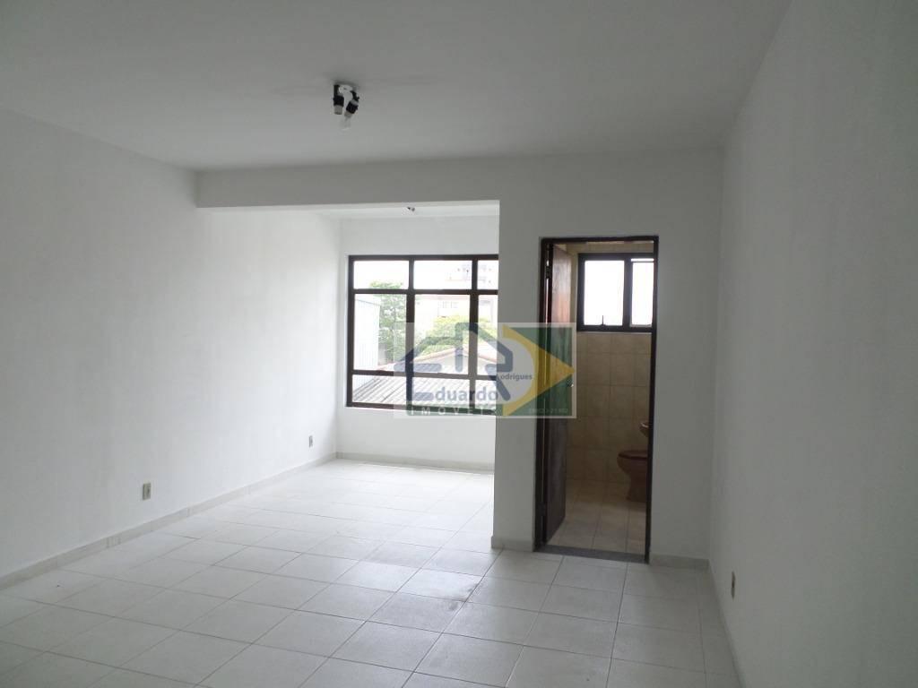 sala para alugar, 36 m² por r$ 700,00/mês - vila costa - suzano/sp - sa0044