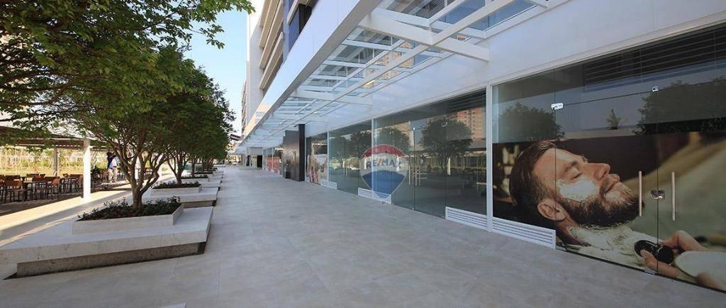sala para alugar, 38 m² por r$ 1.304/mês - vila mogilar - mogi das cruzes/sp - sa0044