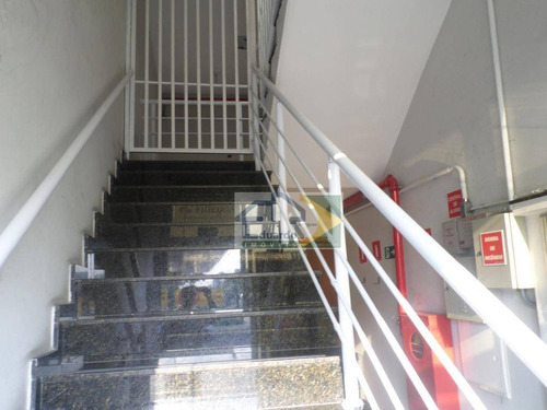 sala para alugar, 38 m² por r$ 850/mês - parque suzano - suzano/sp - sa0043