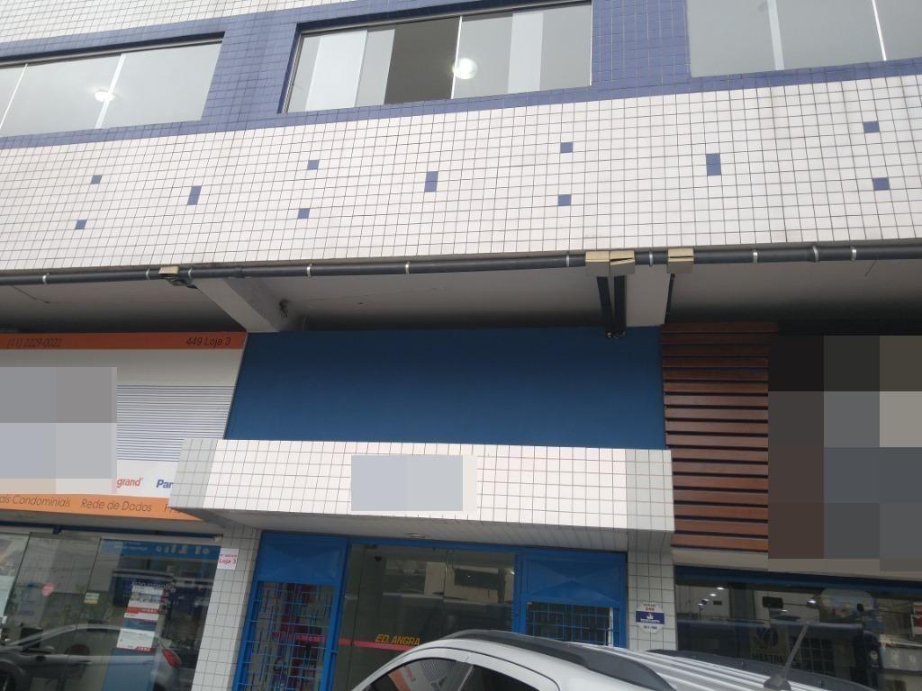 sala para alugar, 40 m²  - centro - guarulhos/sp - sa0560